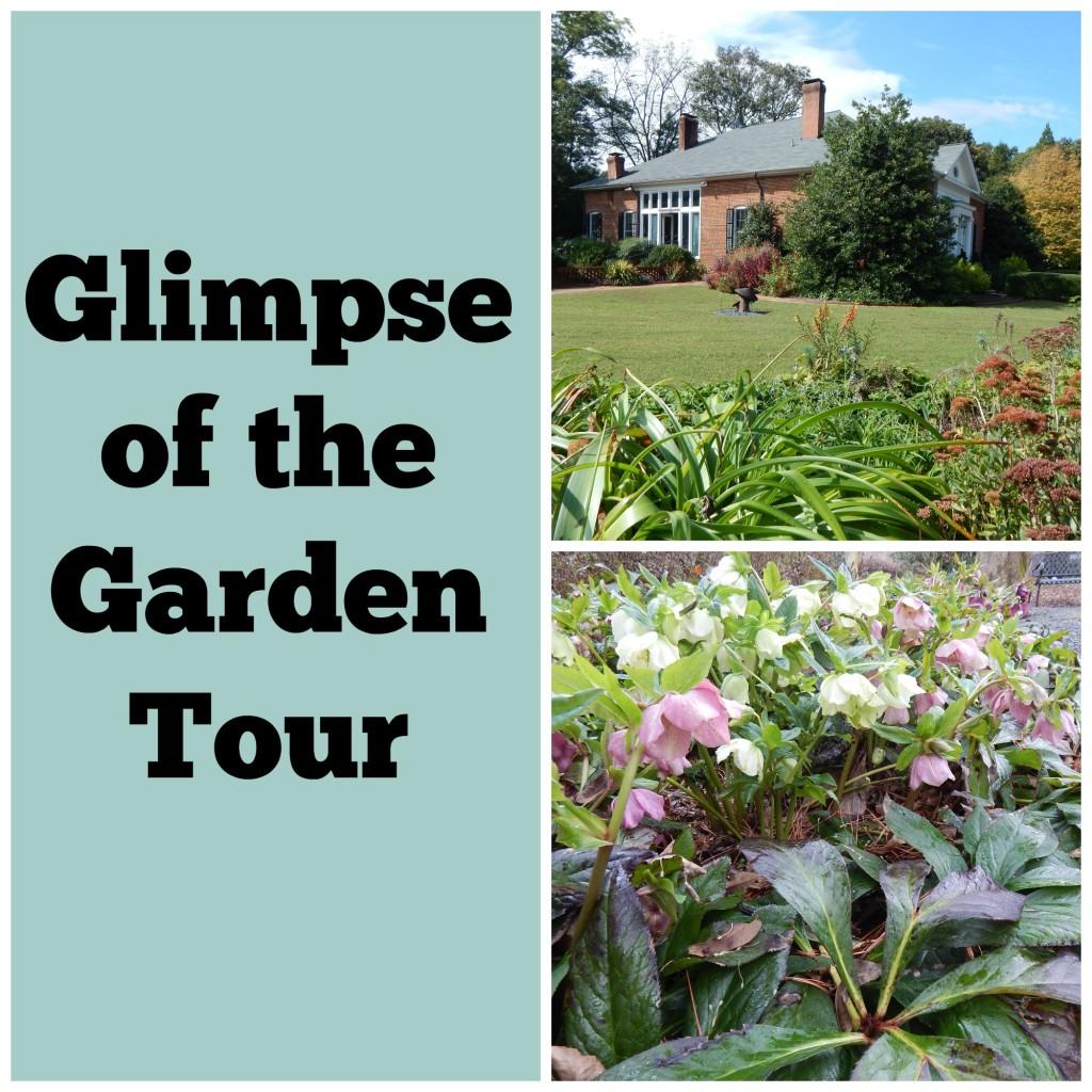glimpse of the Garden Tour